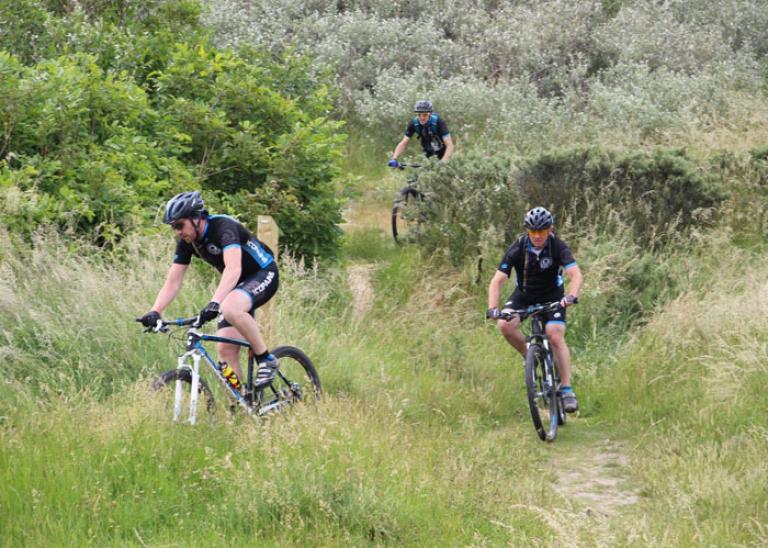Mountainbike-RouteMiddelkerke